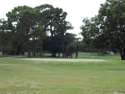 Crystal River Residential Lots & Land For Sale: 603 N Golf Course Drive