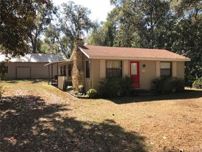 Hernando Single Family Home For Sale: 4680 Dartmouth Lane E