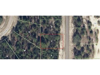 Residential Lots & Land For Sale: 6628 N Waycross Way