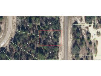Residential Lots & Land For Sale: 6644 N Waycross Way