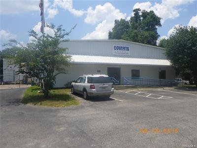 Citrus County Commercial For Sale: 3554 E Norvell Bryant Highway