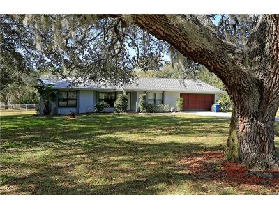 Lecanto FL Single Family Home For Sale: $169,900