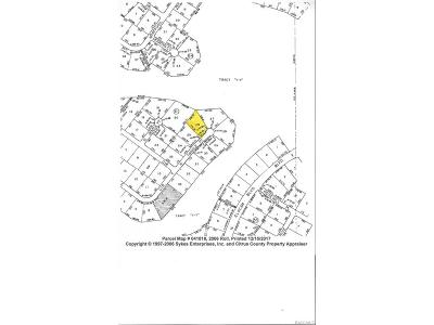 Beverly Hills Residential Lots & Land For Sale: 5596 N Twinkle Point