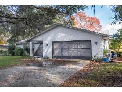 Seven Lakes Park Single Family Home For Sale: 2947 S Jean Avenue