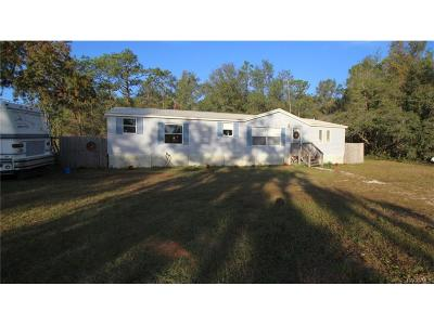Citrus County Rental For Rent: 9294 S Berkshire Avenue