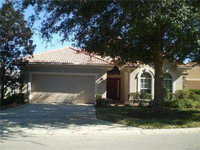 Hernando FL Single Family Home For Sale: $369,000