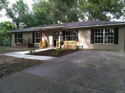 Inverness Single Family Home For Sale: 710 Randolph Avenue