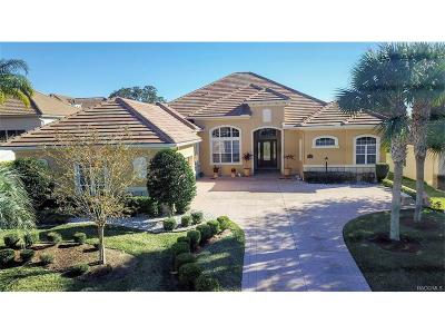 Hernando FL Single Family Home For Sale: $499,000