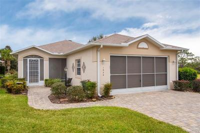 Lecanto FL Condo/Townhouse For Sale: $224,900