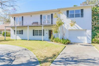 Crystal River Single Family Home For Sale: 546 NW 9th Avenue