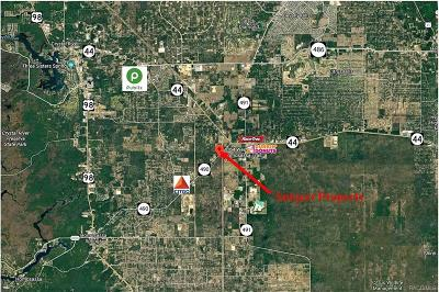 Lecanto Residential Lots & Land For Sale: 4164 W Homosassa Trail