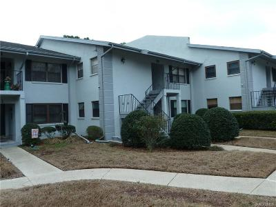 Homosassa Condo/Townhouse For Sale: 35 Beech Street #22