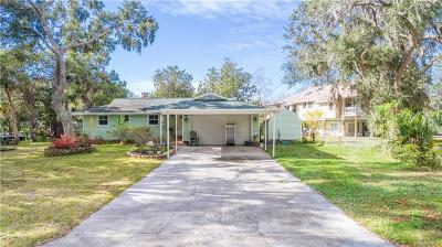 Homosassa Single Family Home Sold: 5852 S Garcia Road