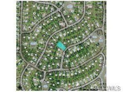 Inverness Residential Lots & Land For Sale: 1008 N Short Line Way