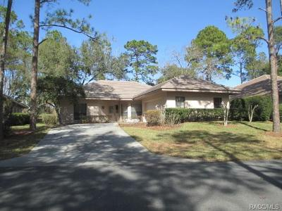 Single Family Home For Sale: 3045 W Plantation Pines Court