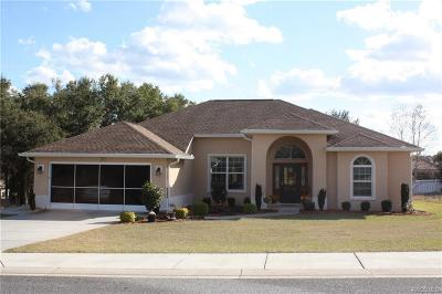 Hernando Single Family Home For Sale: 374 W Cobblestone Loop #40