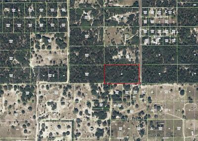 Lecanto Residential Lots & Land For Sale: 5944 S Gray Oak Terrace