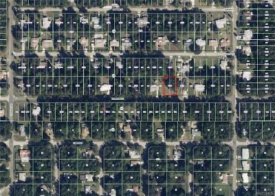 Inverness Residential Lots & Land For Sale: 310 E Harvard Street
