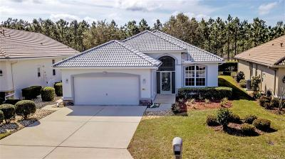 Hernando Single Family Home For Sale: 912 W Silver Meadow Loop