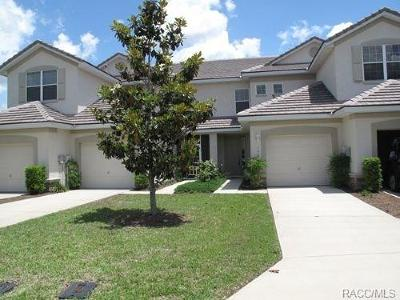Lecanto FL Condo/Townhouse For Sale: $129,900