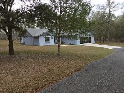 Inverness Single Family Home For Sale: 9970 S Berkshire Avenue