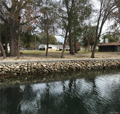 Citrus County Residential Lots & Land For Sale: 1322 SE Paradise Avenue