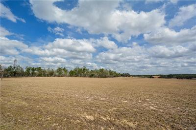 Floral City FL Residential Lots & Land For Sale: $95,000
