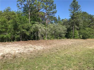 Residential Lots & Land For Sale: SW SW 102nd Street Rd. Road