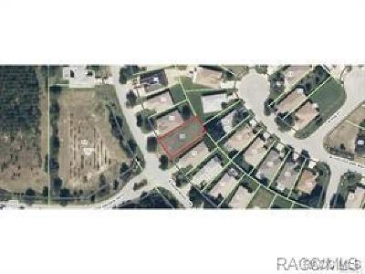 Lecanto Residential Lots & Land For Sale: 2151 N Brentwood Circle