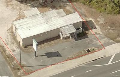 Citrus County Commercial For Sale: 925 S Us Hwy 41 #1