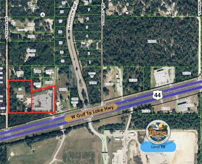Citrus County Commercial For Sale: 423 W Gulf To Lake Highway