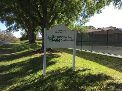 Citrus County Condo/Townhouse For Sale: 95 E Hartford Street #2B