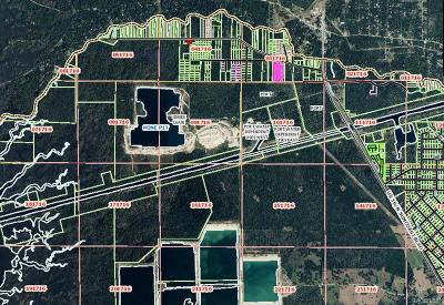 Inglis Residential Lots & Land For Sale: 11442 N Lamar Point