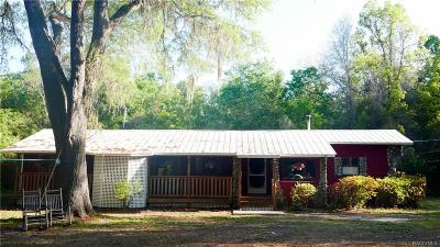 Hernando FL Mobile Home For Sale: $89,000