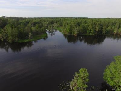 Dunnellon Residential Lots & Land For Sale: 11637 N Hume Point