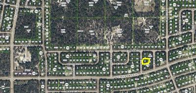 Citrus Springs Residential Lots & Land For Sale: 7421 N July Terrace