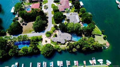 Crystal River Single Family Home For Sale: 491 SW 1st Avenue