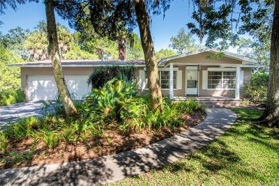 Homosassa Single Family Home For Sale: 5860 S Mason Creek Road