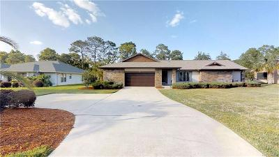 Homosassa Single Family Home For Sale: 18 Pine Street