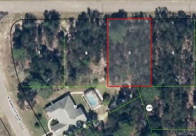 Citrus Springs Residential Lots & Land For Sale: 1700 W Magenta Drive