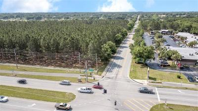 Residential Lots & Land For Sale: 186 E Norvell Bryant Highway