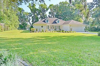Citrus County Single Family Home For Sale