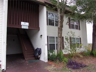 Inverness Condo/Townhouse For Sale: 2400 Forest Drive #Bldg 11