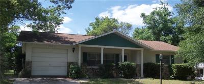 Beverly Hills FL Single Family Home For Sale: $89,900