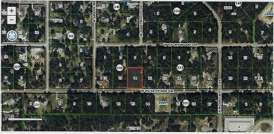 Residential Lots & Land For Sale: 2121 W Mesa Verde Drive