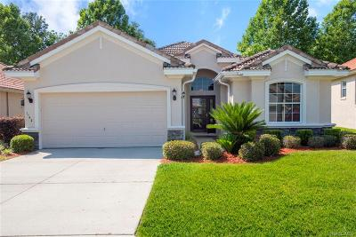 Hernando FL Single Family Home For Sale: $229,000