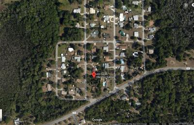 Crystal River Residential Lots & Land For Sale: 453 S Hibiscus Avenue