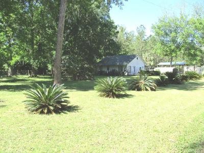 Levy County Single Family Home For Sale: 2670 SE 68th Street