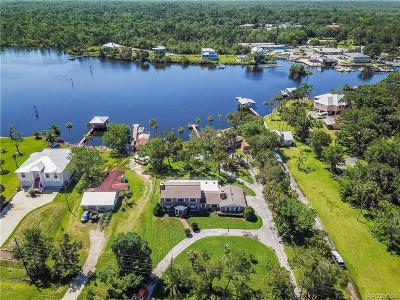 Homosassa, Dunnellon Single Family Home For Sale: 11082 W Halls River Road