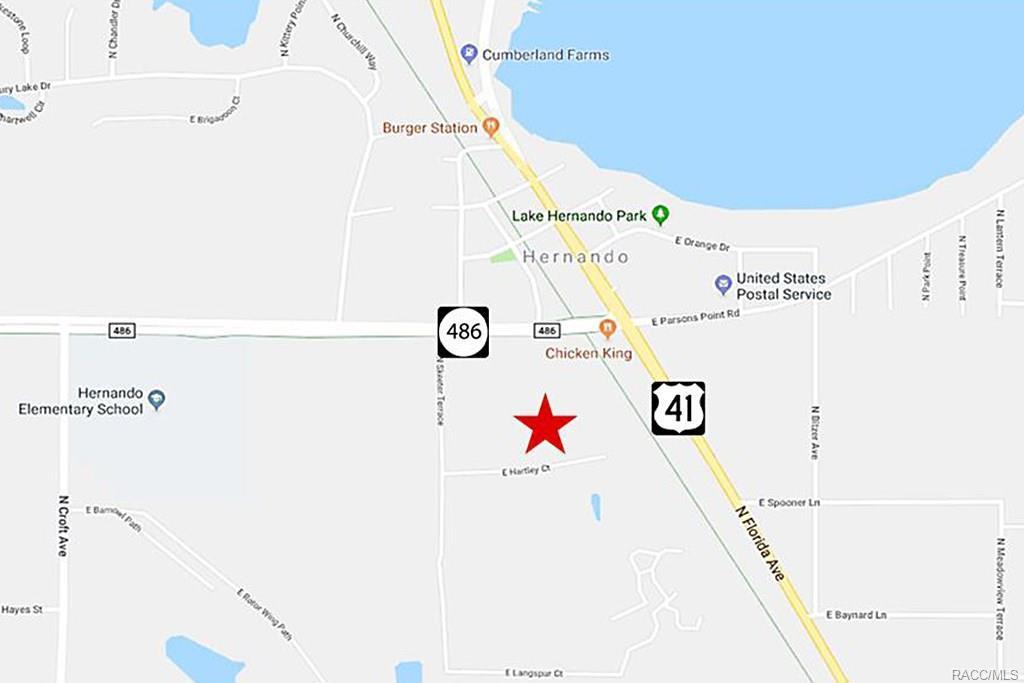 Hernando Florida Map.3639 E Hartley Court Hernando Fl Mls 773991 The Holloway